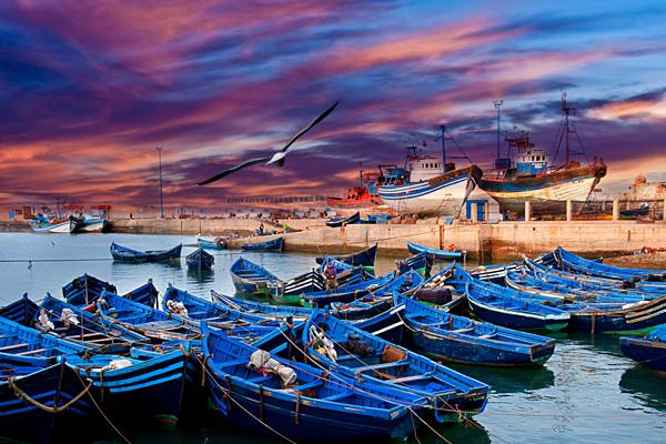 Excursion Essaouira au départ de Marrakech en privé