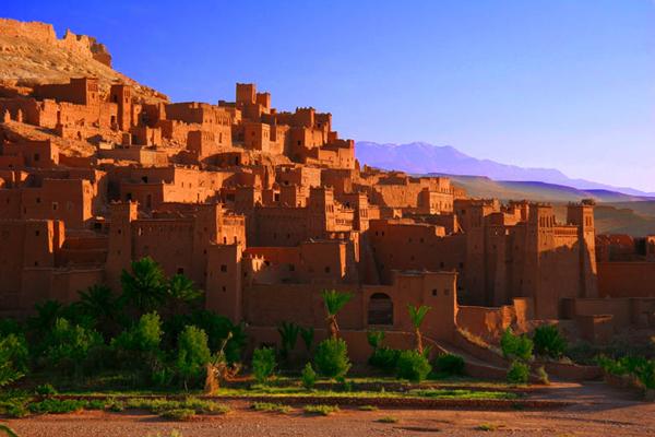 Excursion au d�part de Marrakech � Ait-Ben-Haddou et Ouarzazate