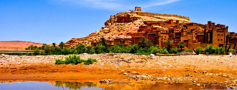 Excursion Ait Ben Haddou et Ouarzazate ( 1 jour )